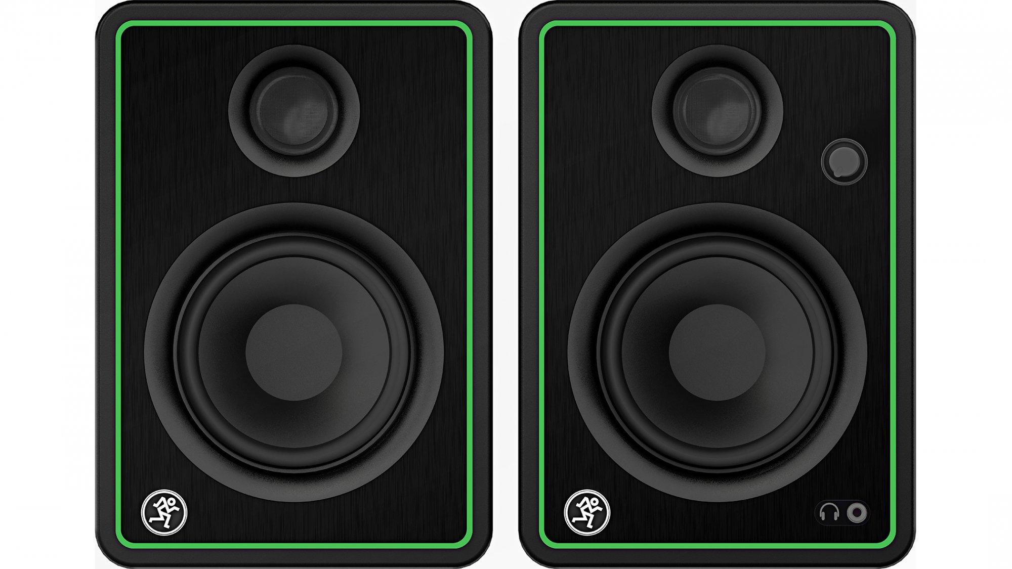 Mackie CR4-X 4 Multimedia Studio Monitors (Pair)