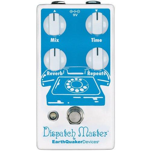 EarthQuaker Devices Dispatch Master Digital Delay & Reverb V3