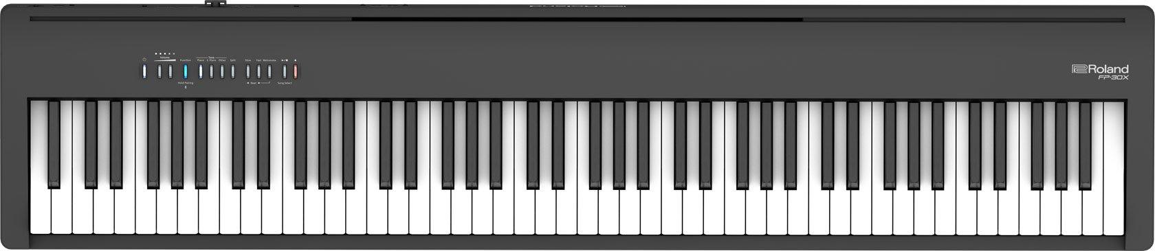 Roland FP-30X Digital Piano - Black
