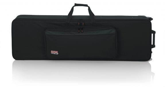 Gator GK-88 Rigid EPS Foam Lightweight Case w/ Wheels for 88 Note Keyboards