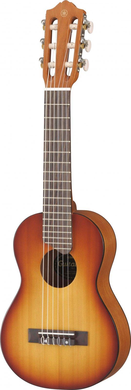 Yamaha GL1 Guitalele Guitar Ukulele - Tobacco Sunburst