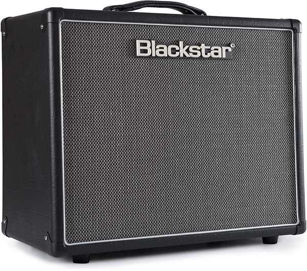 Blackstar HT-20R MKII 2-Channel 20-Watt 1x12 Guitar Combo with Reverb - Black