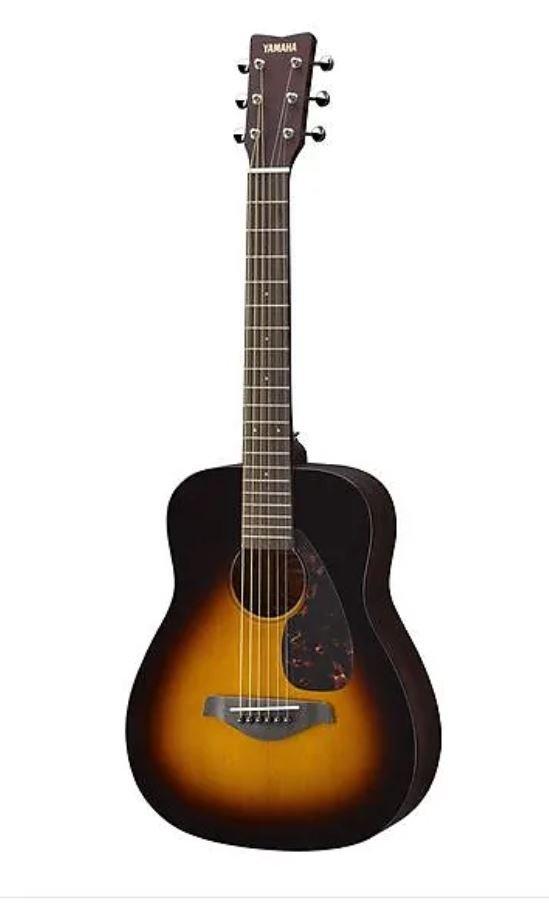 Yamaha JR2-TBS 3/4 Scale Folk Guitar - Tobacco Brown Sunburst