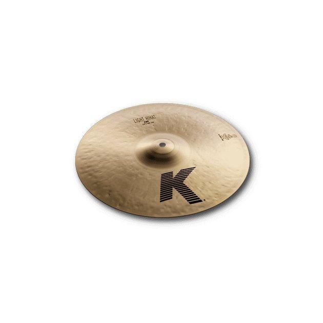Zildjian K0813 14 K Light Hi Hat - Top