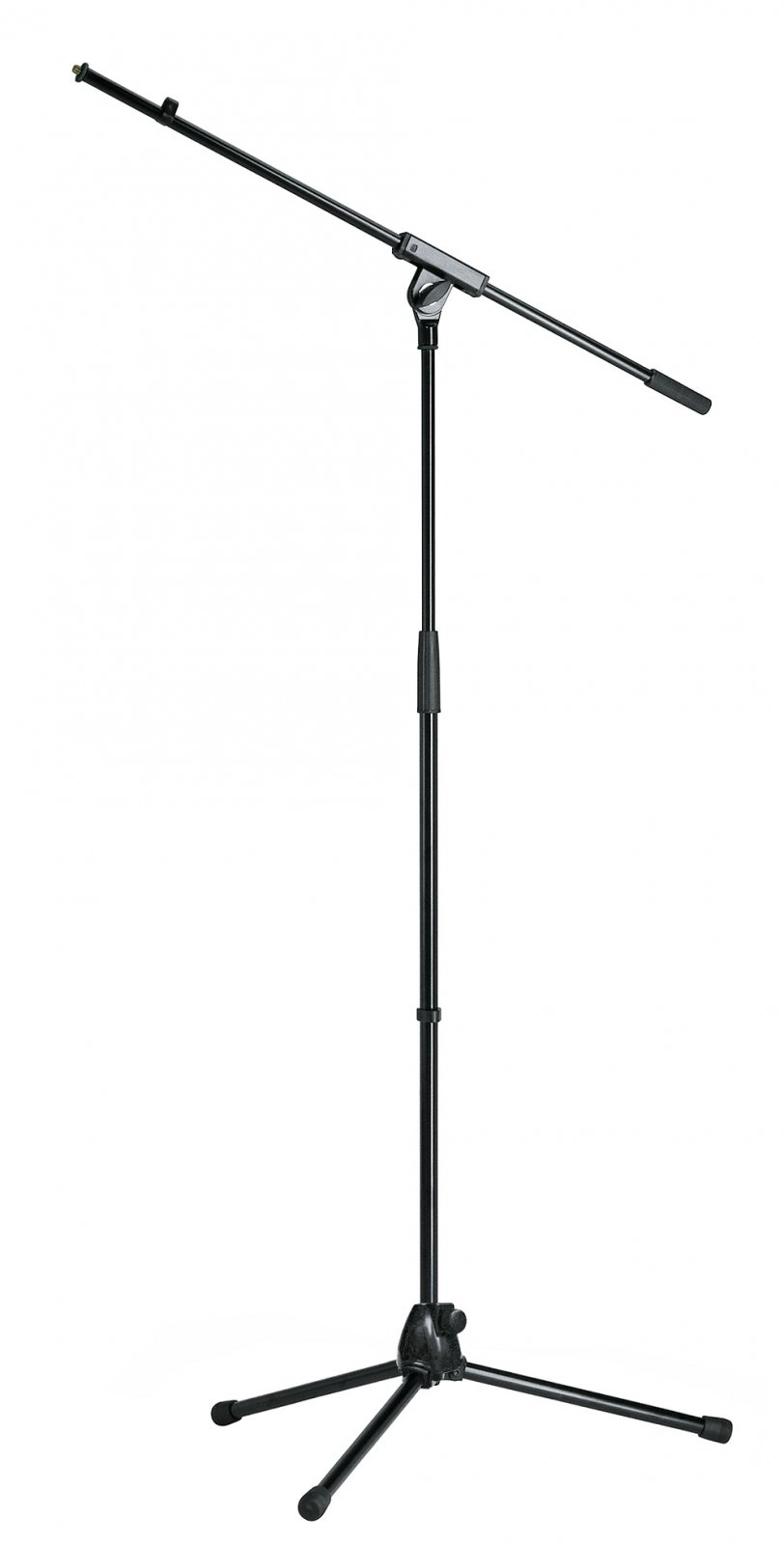 K&M 21075 Tripod Mic Stand with Adjustable Boom