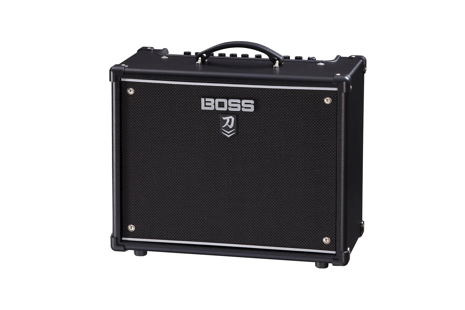Boss KTN-50 MKII V2 50W 1x12 Guitar Combo Amplifier - Black