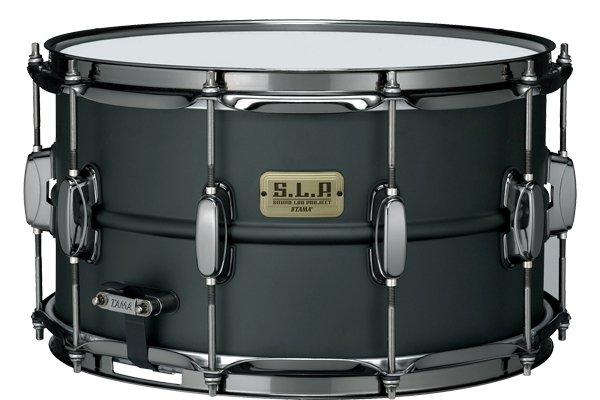 Tama LST148 14x8 S.L.P. Big Black Steel Snare