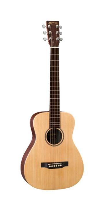 C.F. Martin LX1E Little Martin Guitar - Natural