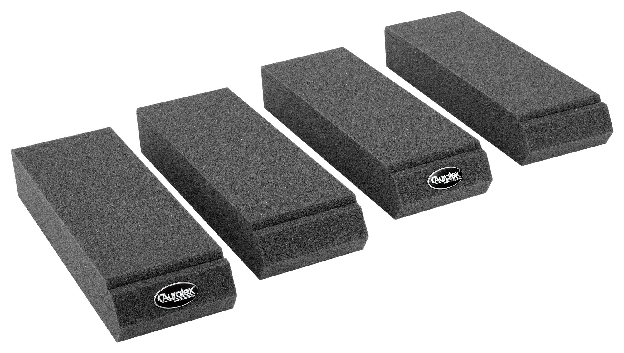 Auralex MoPAD Iso Series Monitor Isolators (Pair)