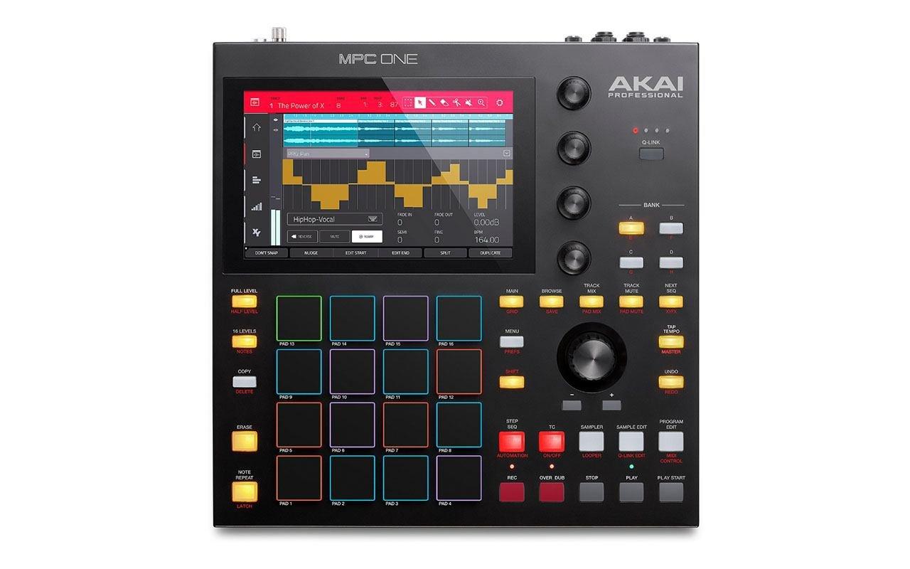 Akai MPC One Standalone MIDI Sequencer