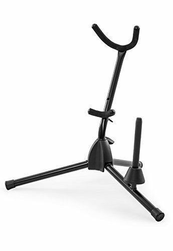 Nomad NISC030 Alto/Tenor Saxophone Stand with Single Peg