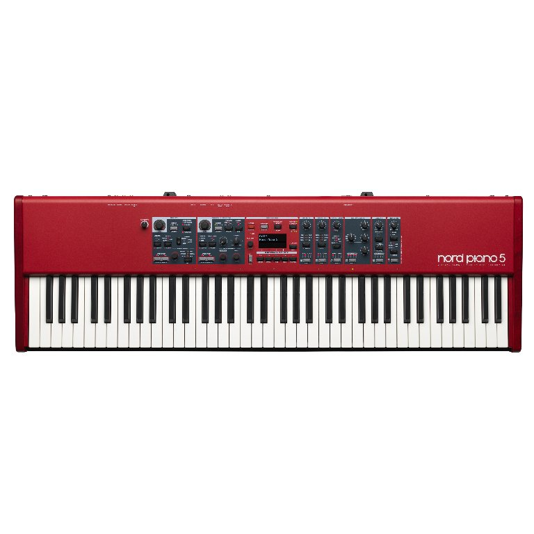 Nord Piano 5 73-Note Triple Sensor Keybed with Ggrand Weighted Action