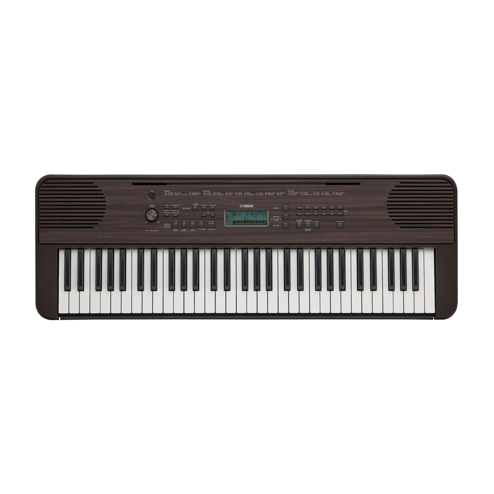 Yamaha PSR-E360DW 61-key Touch Sensitive Portable Keyboard