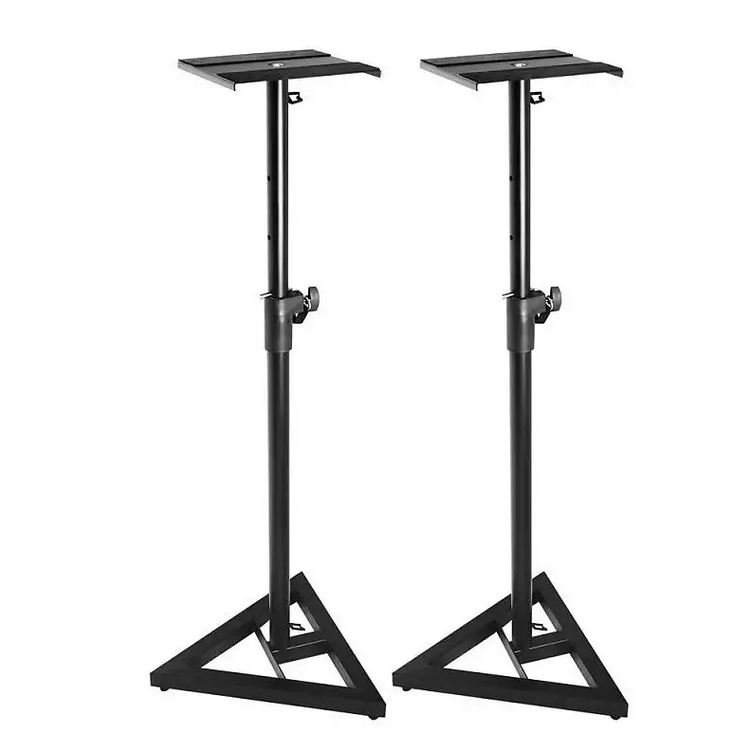 On-Stage SMS6000 Adjustable Studio Monitor Speaker Stands (Pair)