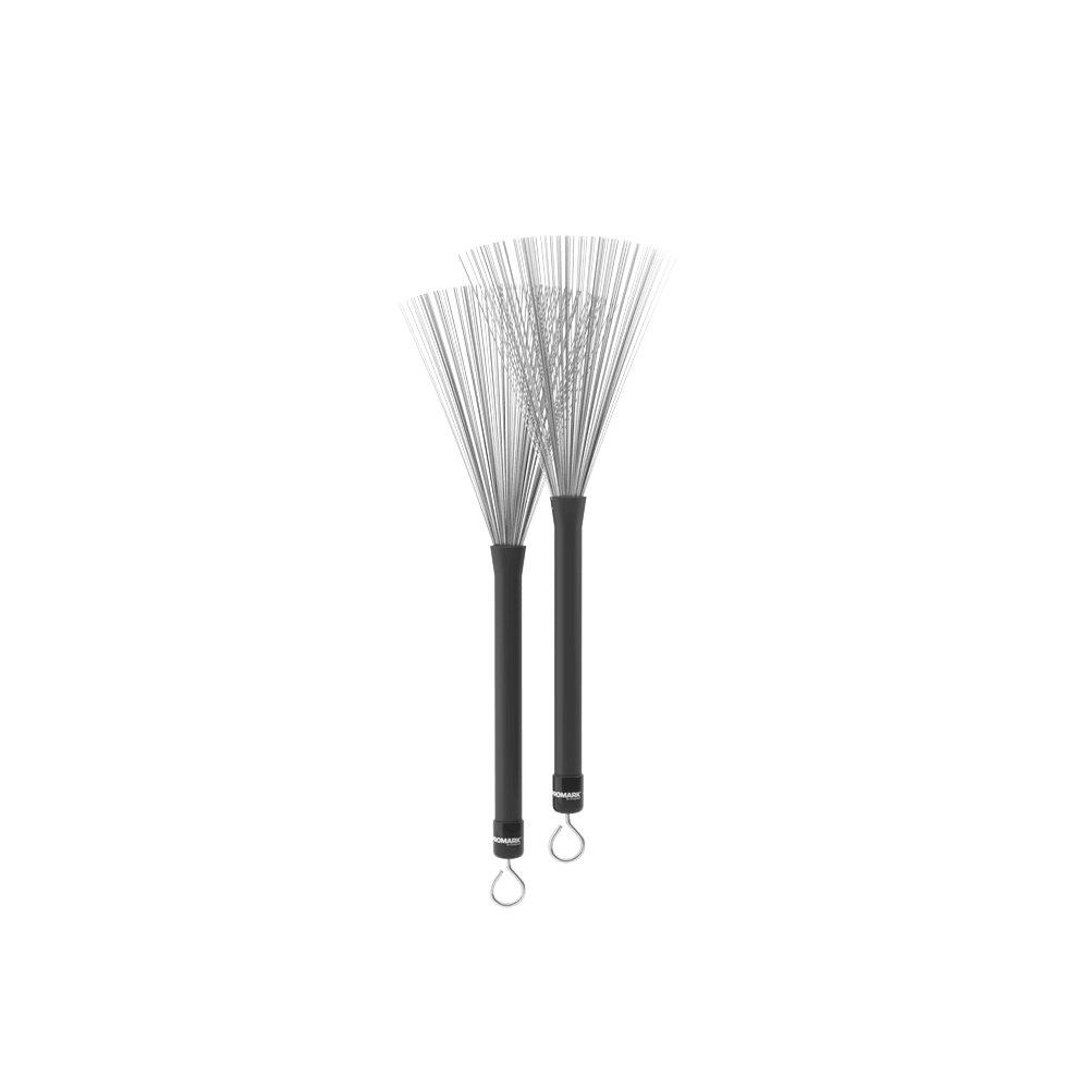 Promark TB3 Telescopic Wire Brush Jazz Brush