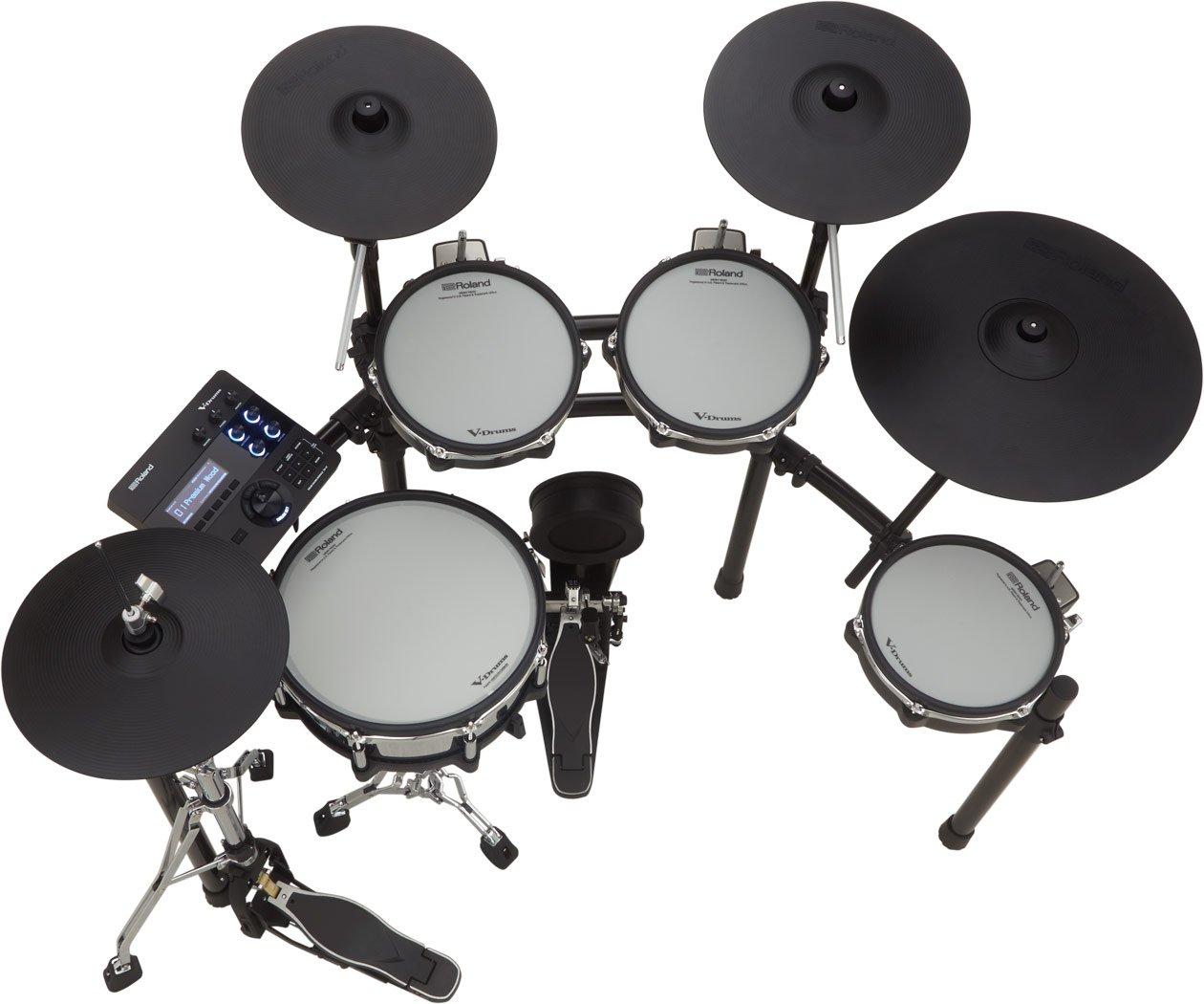 Roland TD-27KV V-Drum Kit with Mesh Pads