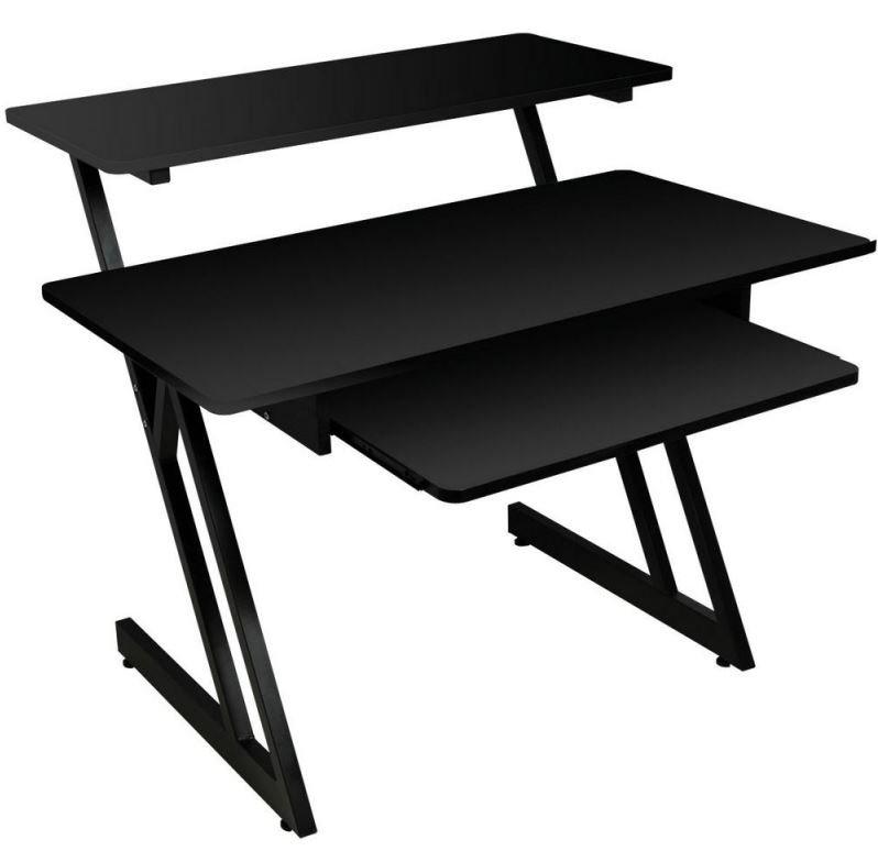 On Stage WS7500B Workstation Desktop - Black