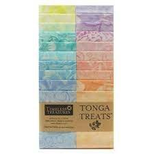 Timeless Treasures Tonga Treats Cupcake