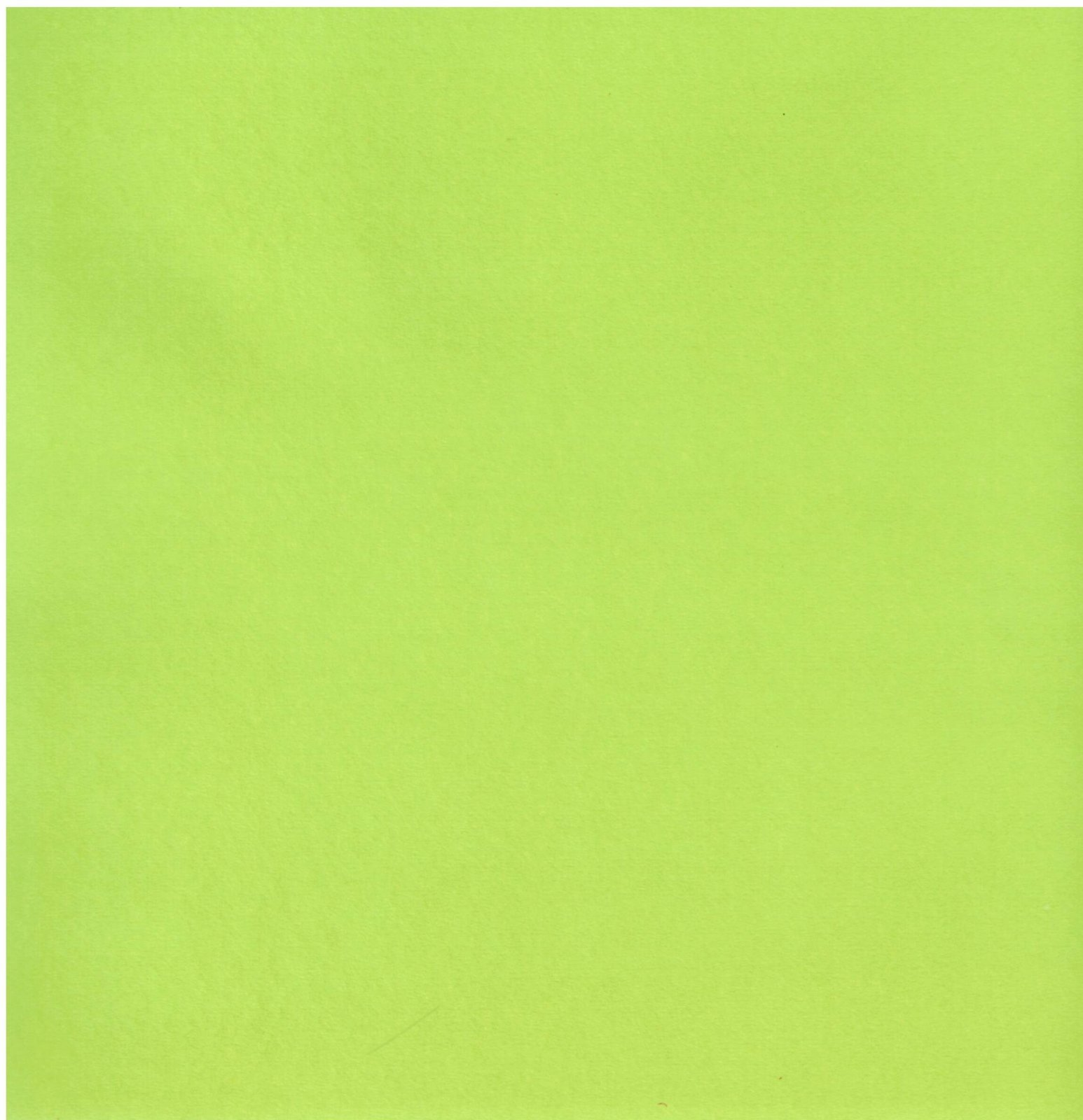 AC Cardstock 12X12 doux/lisse Lime 80lbs - Smooth Cardstock, Key Lime Item # 71779
