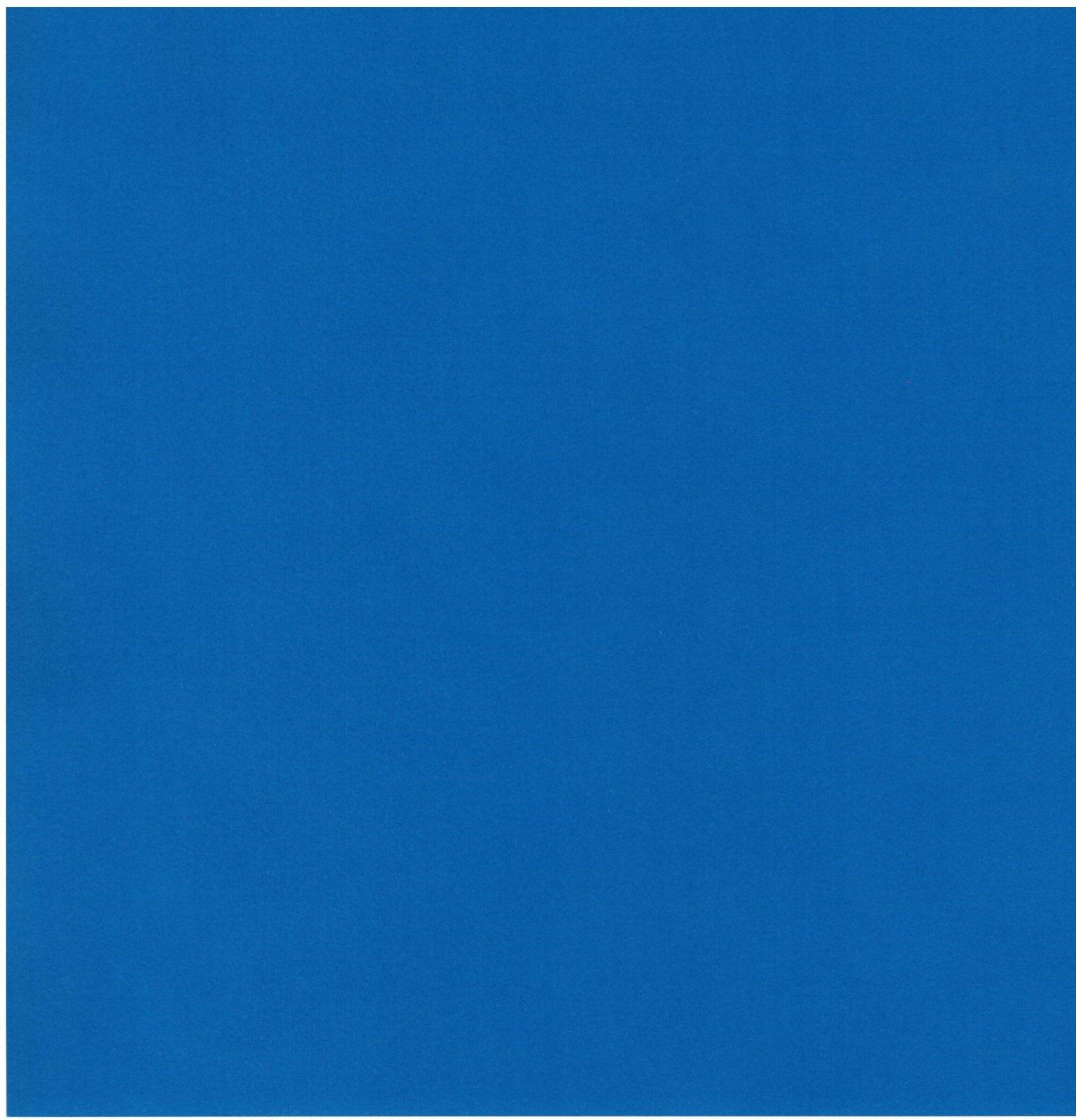 AC Cardstock 12X12 doux/lisse Bleu Marin 80lbs - Smooth Cardstock, Marine Item # 71784