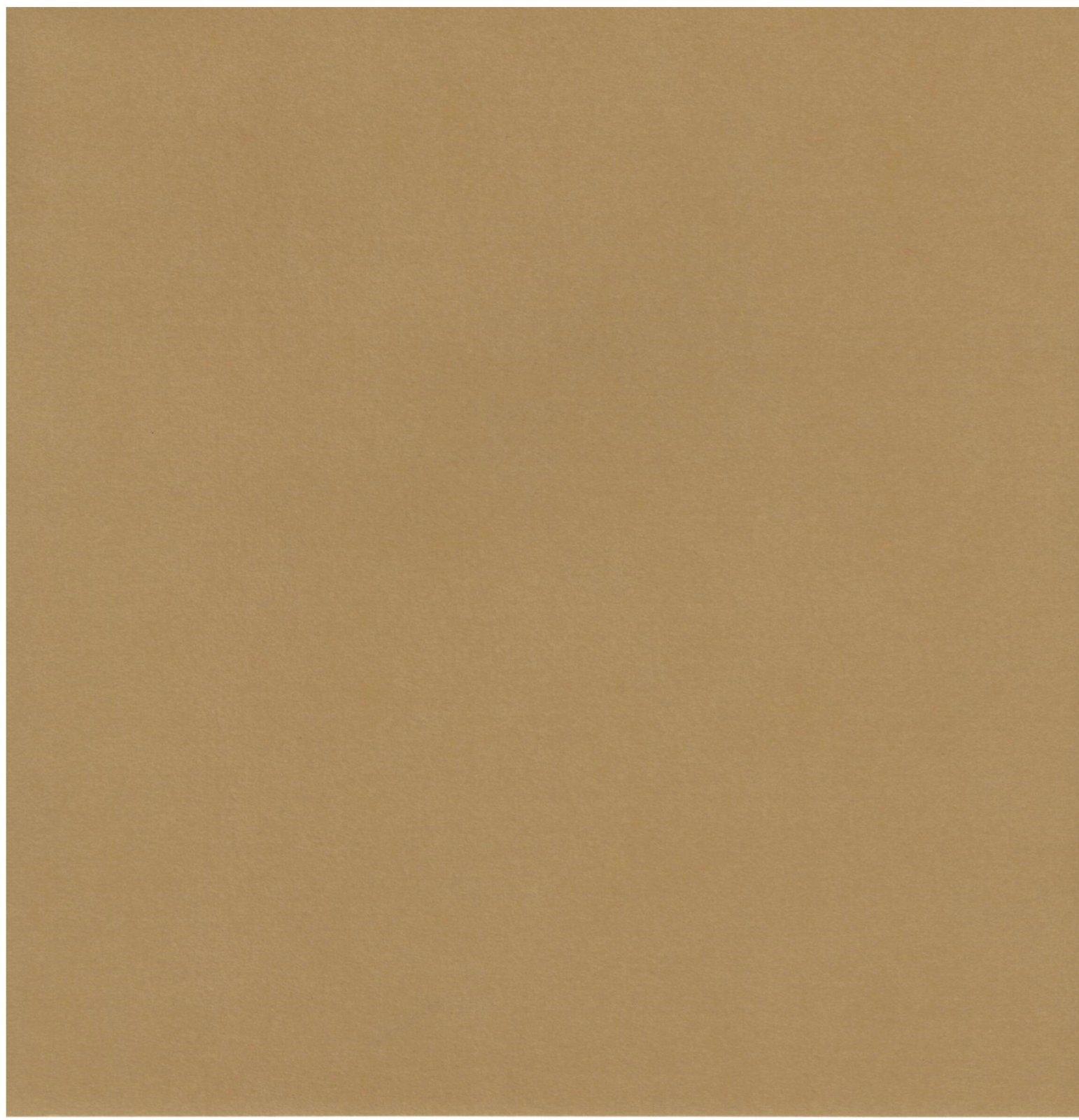 AC Cardstock 12X12 doux/lisse Caramel 80lbs - Smooth Cardstock, Caramel Item # 71770