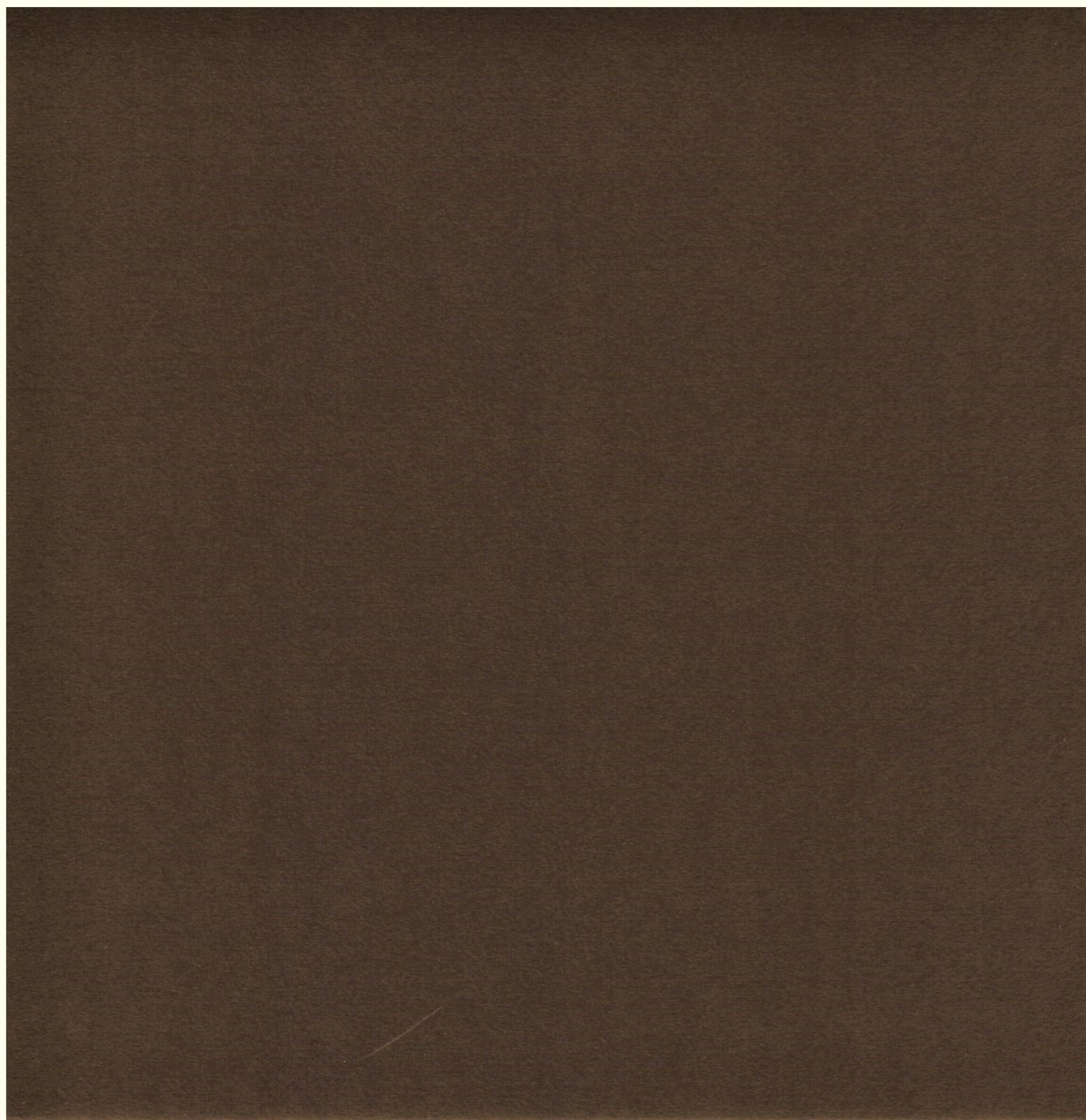 AC Cardstock 12X12 doux/lisse Café 80lbs - Smooth Cardstock, Coffee Item # 71774
