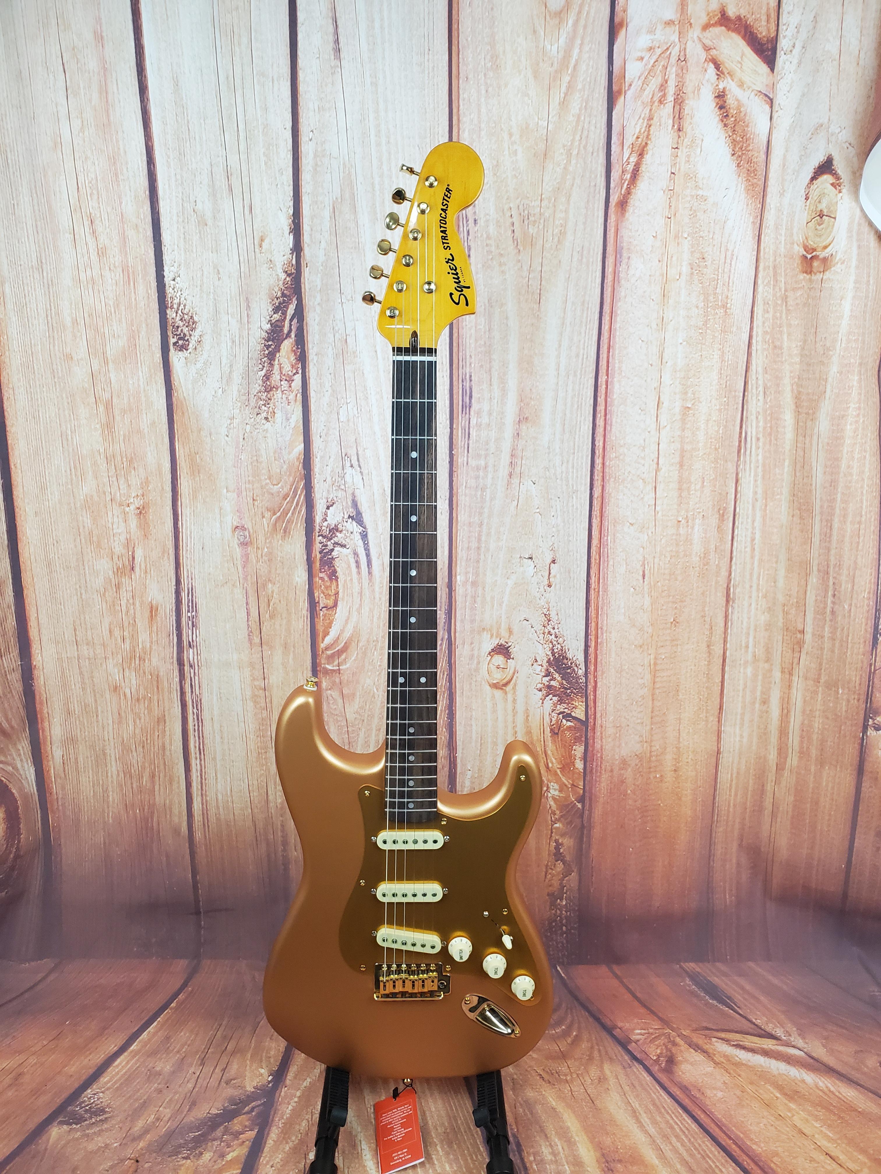 Squier Classic Vibe '70s Stratocaster-Custom Paint Job