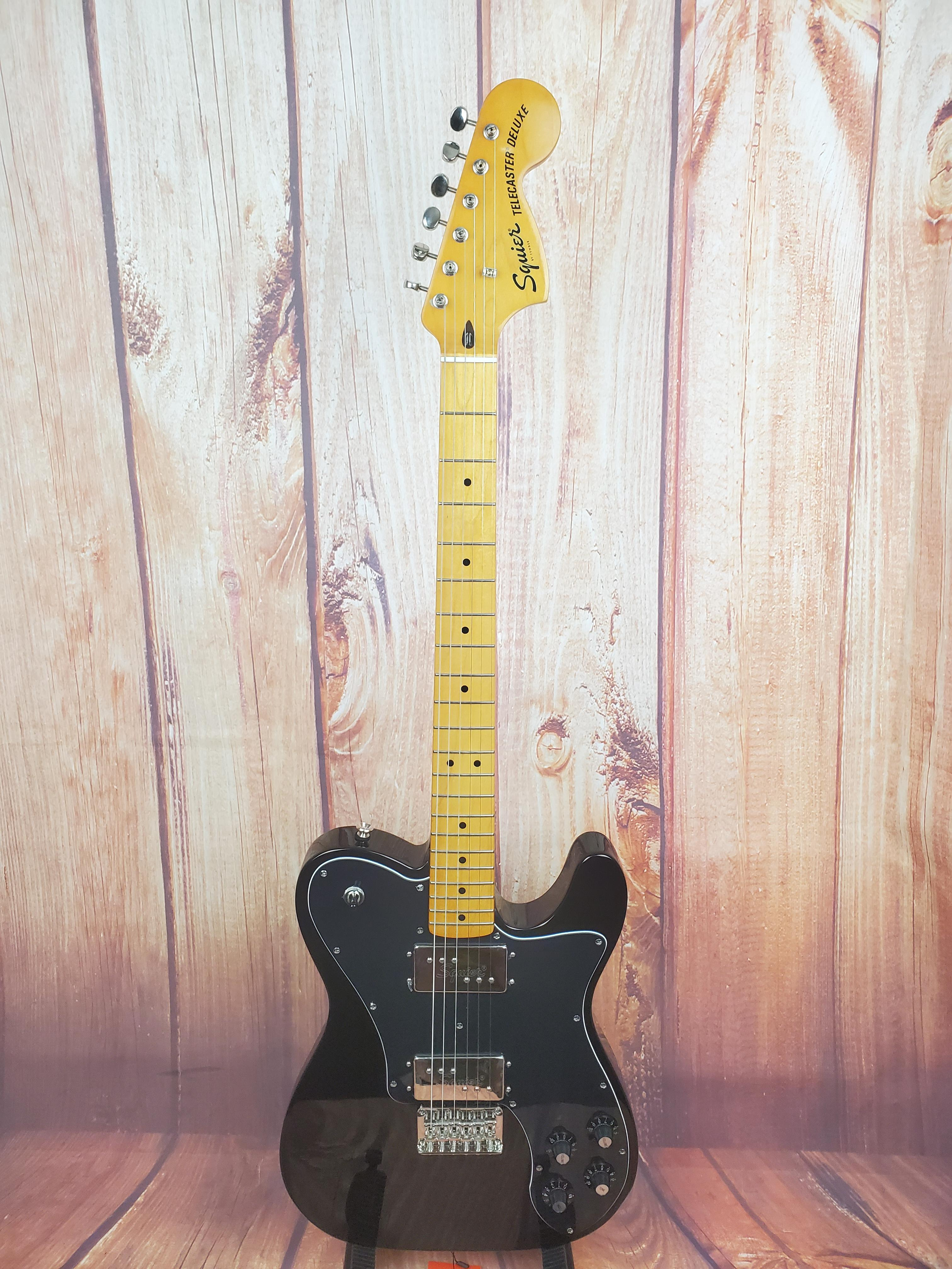Used-Squier Classic Vibe 70s Telecaster Deluxe