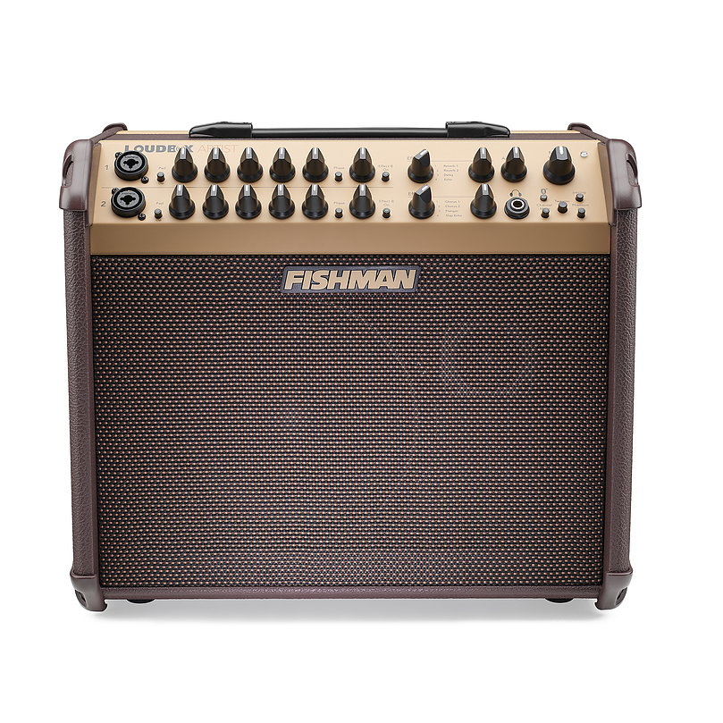 Fishman Loudbox Artist Acoustic Amplifier w/ Slip Cover & Footswitch