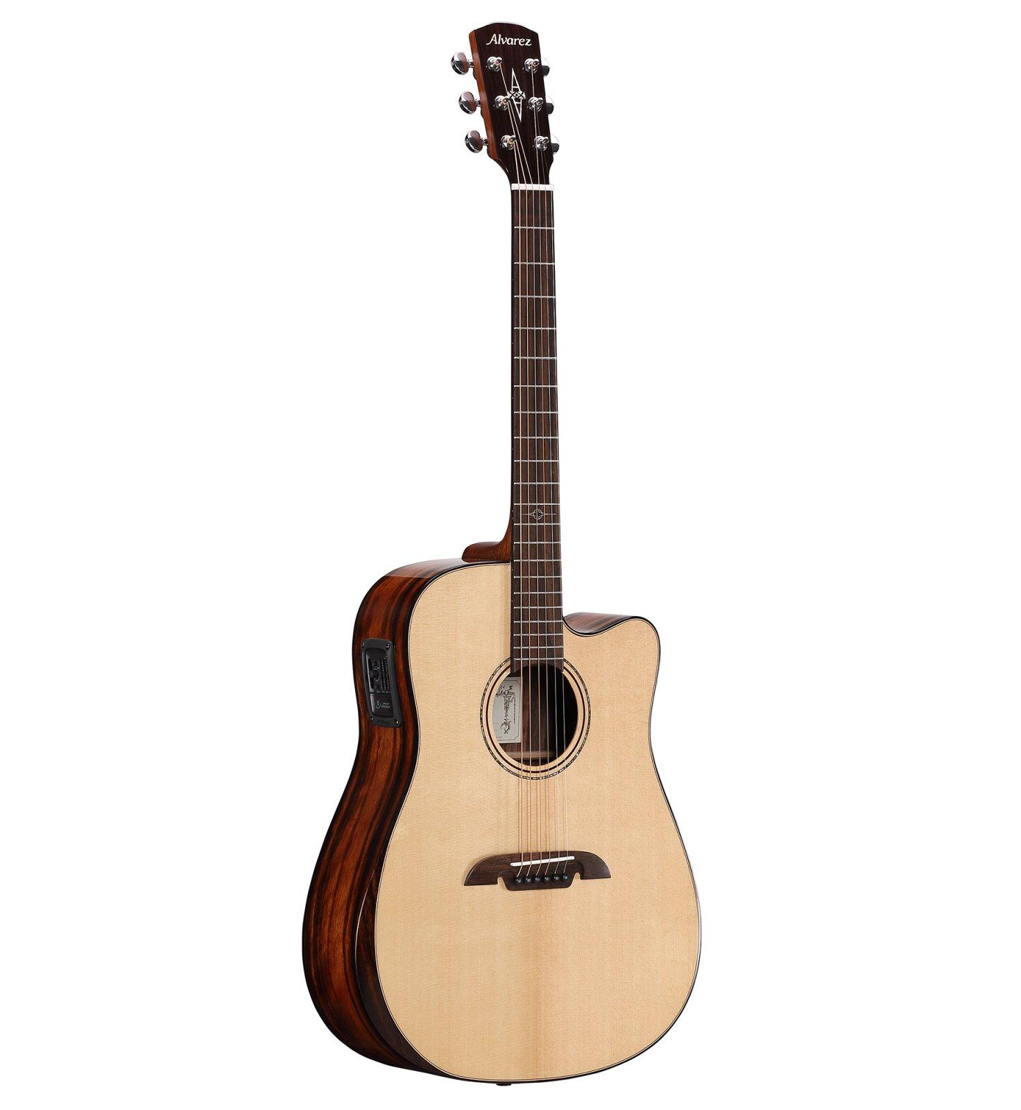 Alvarez ADE90CEAR Artist Elite  Acoustic/Electric Guitar