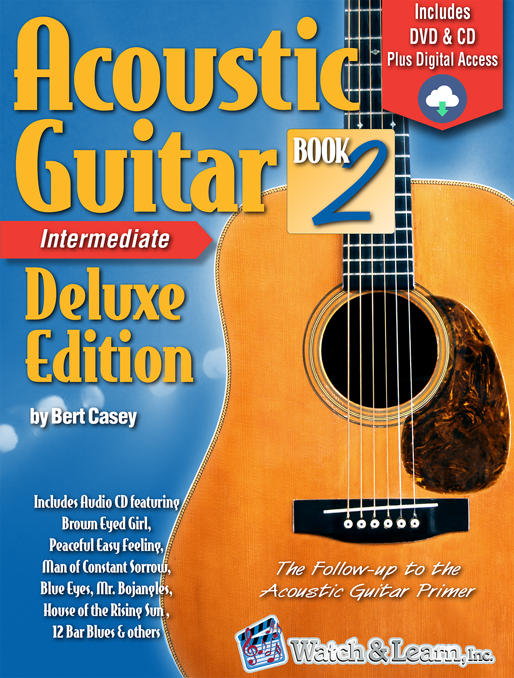 Acoustic Guitar Book 2 Deluxe Edition