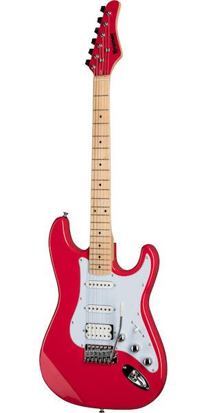 Kramer Focus VT-211S-Ruby Red