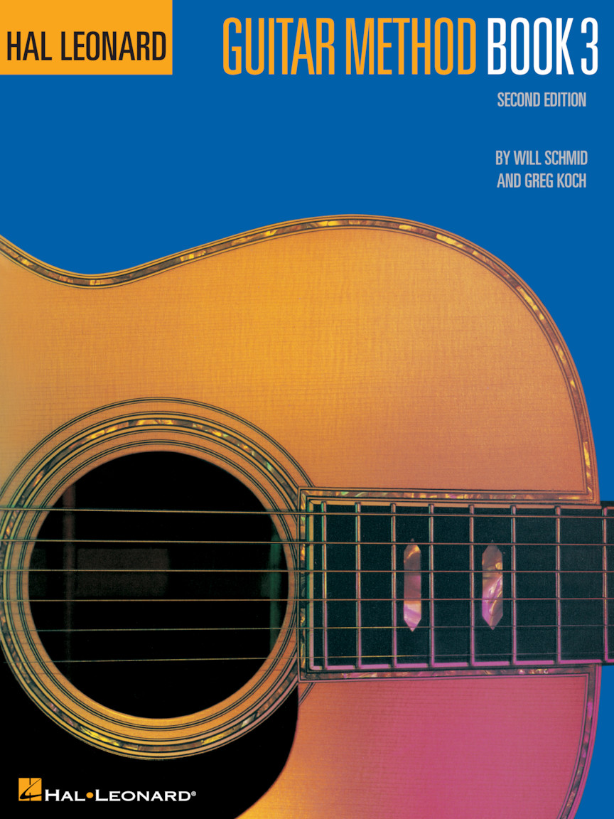 Hal Leonard Guitar Method Bk3 (Second Edition)