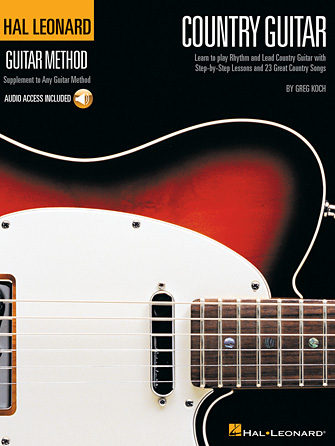 Hal Leonard Country Guitar Method