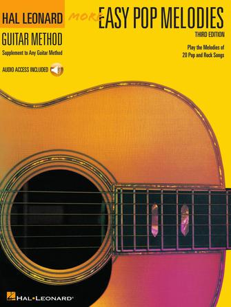 Hal Leonard More Easy Pop Melodies-Thrid Edition