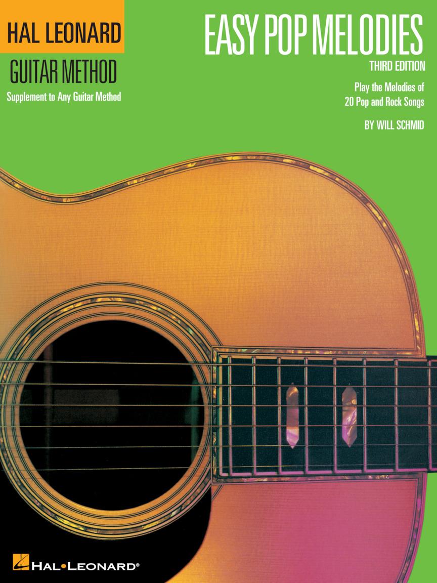 Hal Leonard Easy Pop Melodies-Thrid Edition