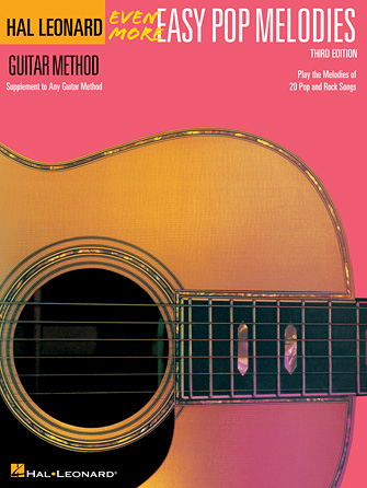 Hal Leonard Even More Easy Pop Melodies-Thrid Edition