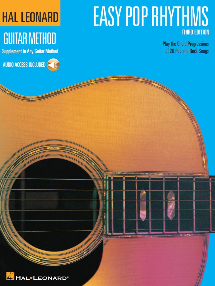 Hal Leonard Easy Pop Rhythms-Thrid Edition
