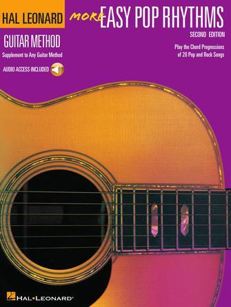 Hal Leonard More Easy Pop Rhythms-Second Edition