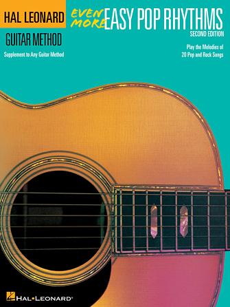 Hal Leonard EvenMore Easy Pop Rhythms-Second Edition