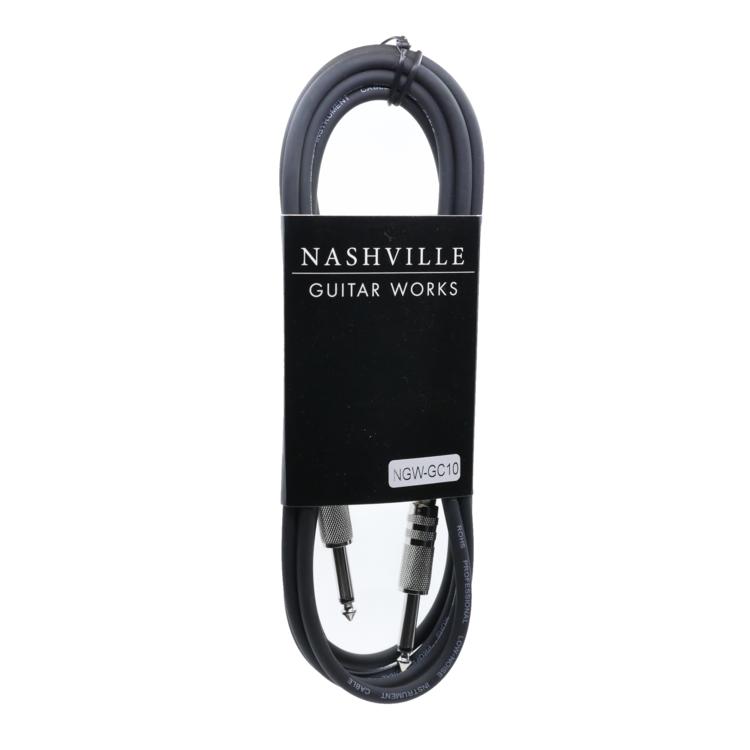 NGW 10' Premium Instrument Cable