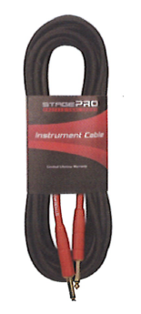 Stage Pro Professional Sereis Instrument Cable-20'