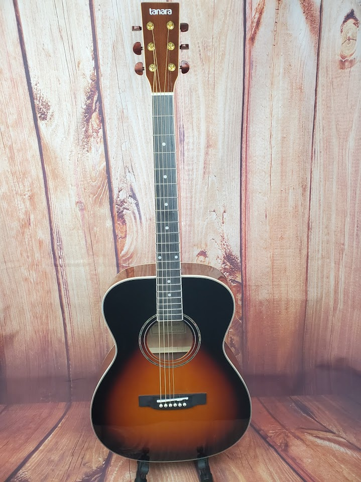 Tanara TGC120VS Grand Concert Acoustic Guitar