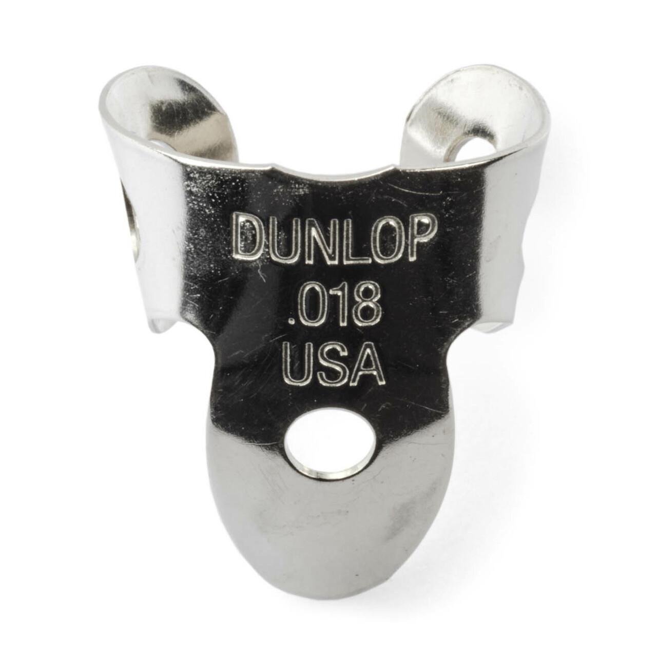 Dunlop Nickel Silver Fingerpicks, .018