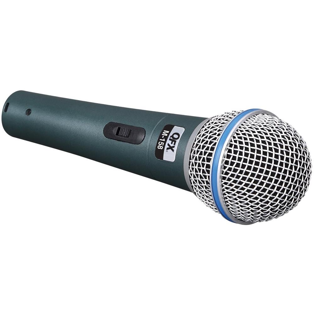 QFX M-158 Dynamic Vocal Microphone