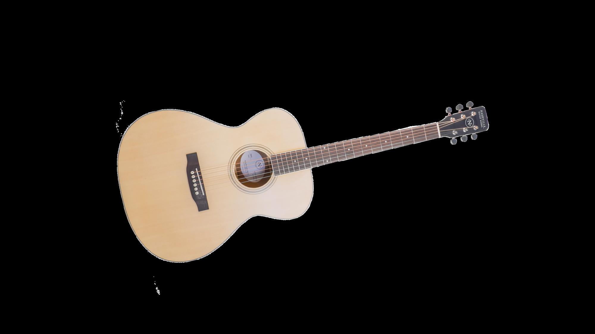 NGW OM10 Concert Acoustic Guitar