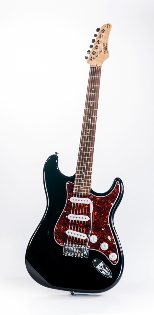 NGW 130BK S-Style Electric Guitar