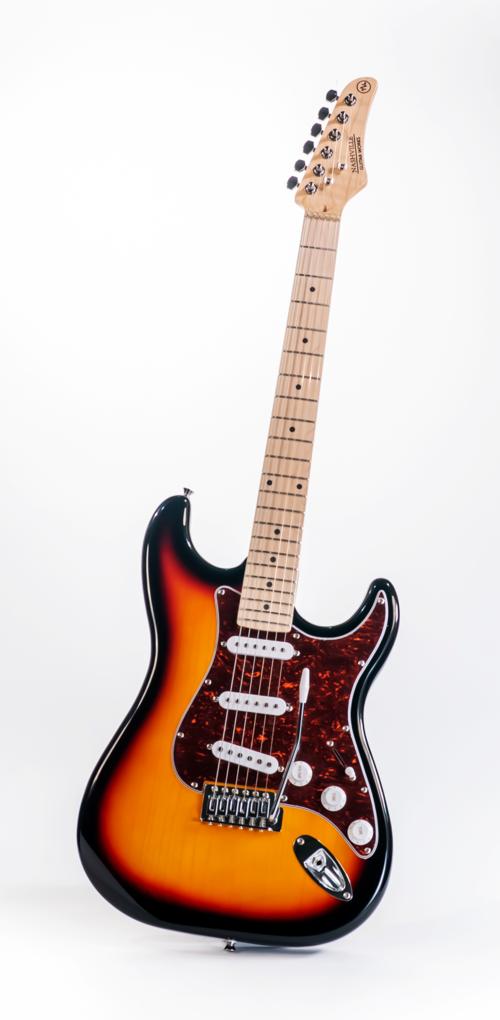 NGW 135SB S-Style Guitar