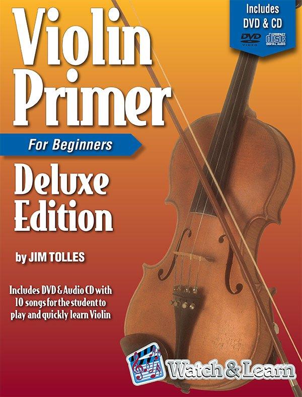 Violin Primer Deluxe Edition