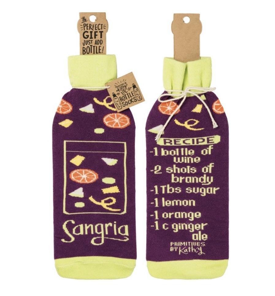 Sangria Bottle Cover